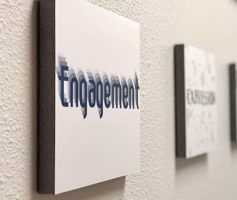 engagement graphic