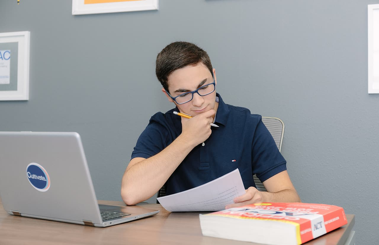 test preparation for students